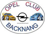 Logo Opel Club Backnang